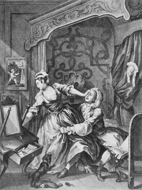 Before, 1736 by William Hogarth