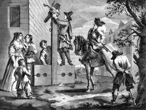 Hudibras by William Hogarth by William Hogarth