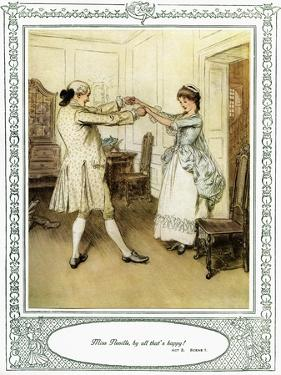 Marriage a la Mode by William Hogarth
