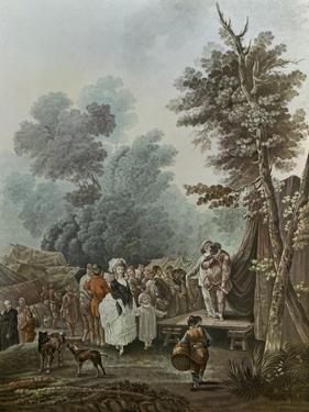 Martin Folkes esq by William Hogarth by William Hogarth