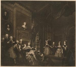 'The Indian Emperor', 1732 by William Hogarth