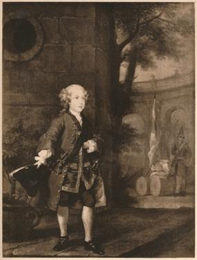 'William Augustus, Duke of Cumberland', 1732 by William Hogarth
