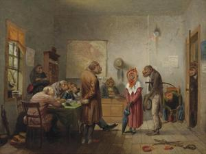 Divorce by William Holbrook Beard
