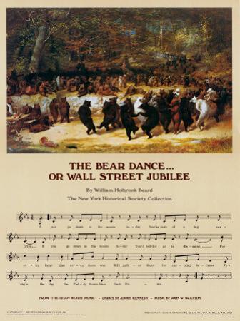 Wall Street Jubilee by William Holbrook Beard