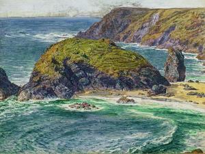 Asparagus Island by William Holman Hunt