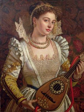 Bianca by William Holman Hunt
