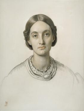 Fanny Holman Hunt by William Holman Hunt