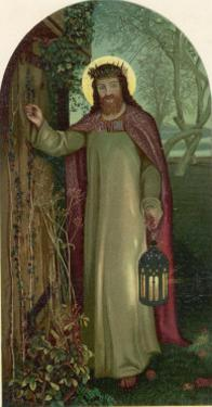 Jesus of Nazareth Religious Leader of Jewish Origin by William Holman Hunt
