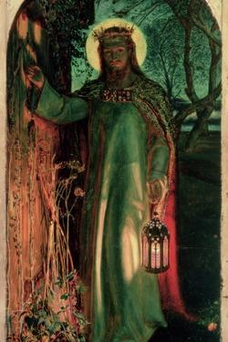 The Light of the World, C.1852 by William Holman Hunt