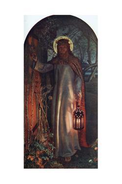 The Light of the World, C1851-1853 by William Holman Hunt