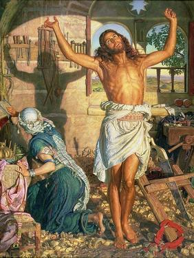 The Shadow of Death, 1870-73 by William Holman Hunt