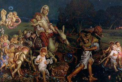The Triumph of the Innocents, 1876 by William Holman Hunt