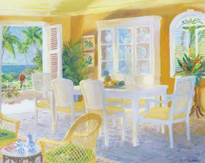 Caribbean Coffee by William Ireland