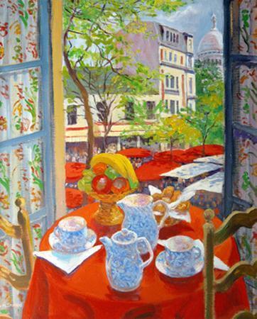 Montmartre, 2003 by William Ireland