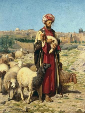 A Shepherd of Jerusalem