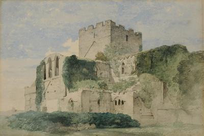 Lanercost Priory, 1850-58