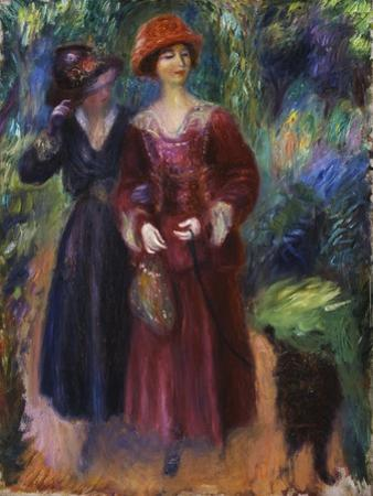 A Stroll in the Park, 1915-1918