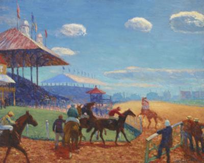 Race Track, 1908-1909