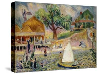 The Green Beach Cottage, Bellport, Long Island, C.1911-1916