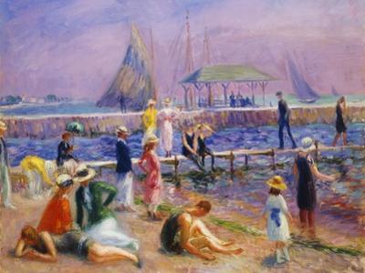 Town Pier - Blue Point, Long Island