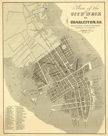 Charleston, South Carolina, c.1844