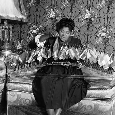 Mahalia Jackson by William Lanier