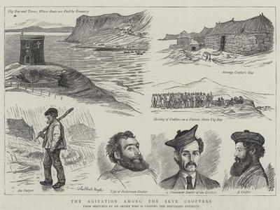 The Agitation Among the Skye Crofters