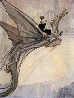 Flying a Dragon, Timlin by William M. Timlin