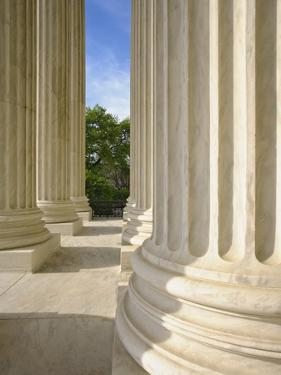Columns of United States Supreme Court by William Manning