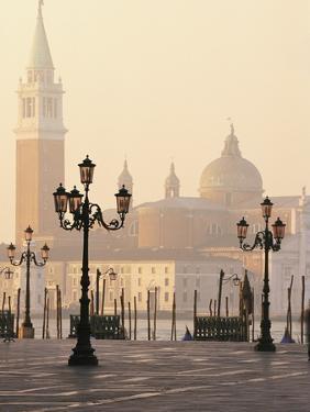 Island of San Giorgio Maggiore by William Manning