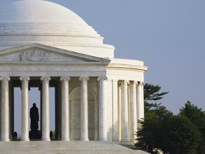 Jefferson Memorial by William Manning