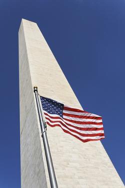 Washington Monument, the Mall, Washington DC by William Manning