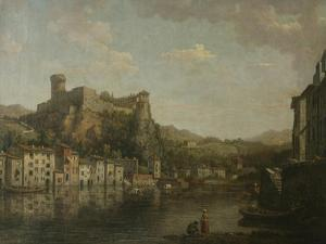 View in Lyons by William Marlow