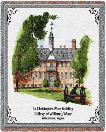 William & Mary, Wren Building