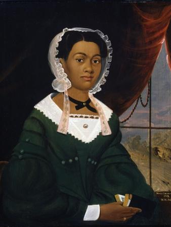 Mrs. Nancy Lawson, 1843 by William Matthew Prior