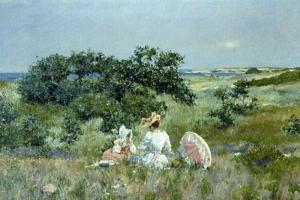 Chase: Fairy Tale, 1892 by William Merritt Chase