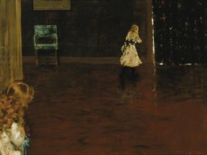 Hide and Seek, 1888 by William Merritt Chase