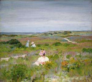 Landscape: Shinnecock, Long Island, ca. 1896 by William Merritt Chase