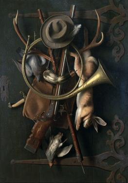 After the Hunt (3rd Version), 1884 by William Michael Harnett