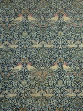 Dove and Rose Fabric Design, c.1879 by William Morris