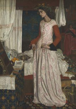 La Belle Iseult by William Morris