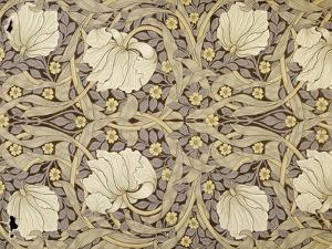 Pimpernell, Design For Wallpaper, Morris, William by William Morris