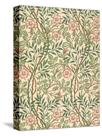 sweet Briar' Design for Wallpaper, Printed by John Henry Dearle (1860-1932) 1917