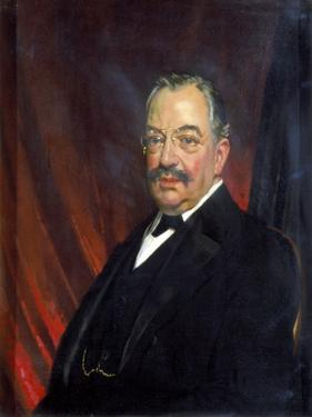 Lord Bearsted, 1922 by William Newenham Montague Orpen