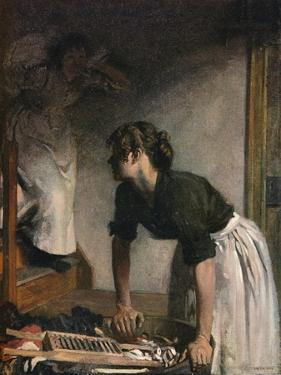 The Wash-House, 1905, by William Newenham Montague Orpen