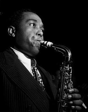 Charlie Parker by William P. Gottlieb