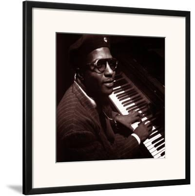 Thelonious Monk by William P. Gottlieb