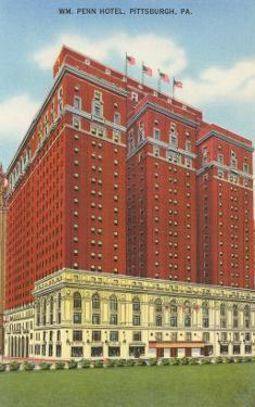 William Penn Hotel, Pittsburgh, Pennsylvania