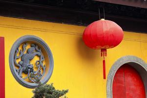 Jade Buddha Temple Jufo Si Shanghai, China Most Famous Buddhist Temple in Shanghai by William Perry