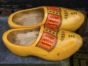 Wooden Shoes, Holland, Netherlands. by William Perry